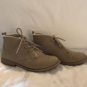 Ankle Lined Booties